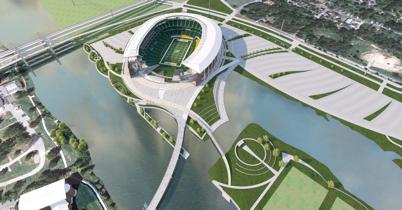 Baylor Stadium image